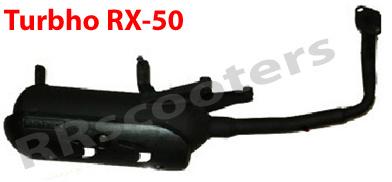Turbho RX-50 / Uitlaat (HT50QT-41-10-03)