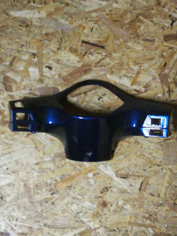 Kappen - China LX -  Stuurkap teller - Kleur: Donker Blauw (VAK Z / 61-01)