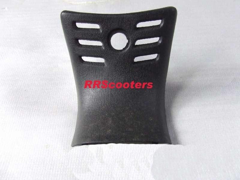 zwart kunststof inspectieklepje / benzineklep (VAK C-2)