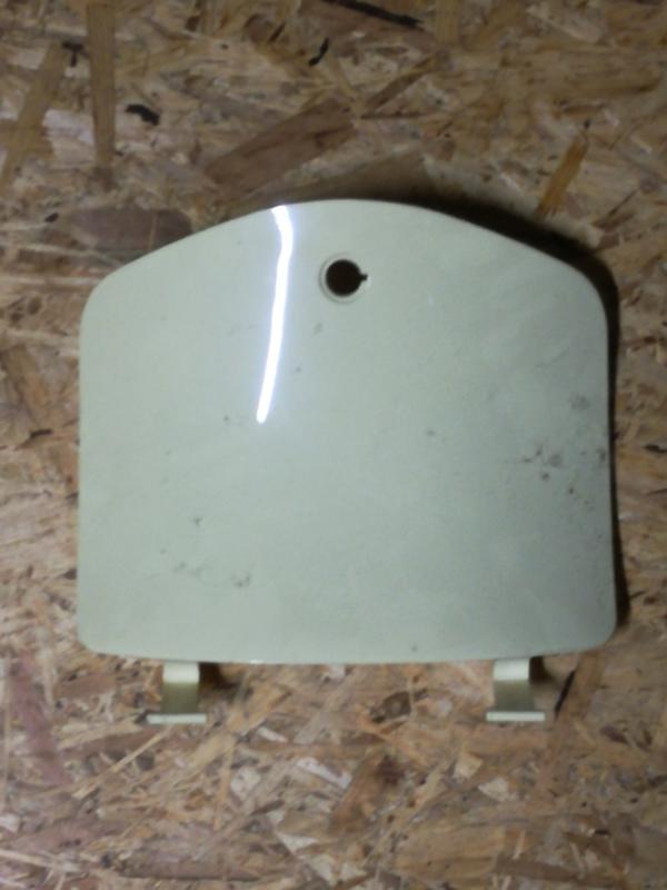 Kappen - China LX - Deksel Beenschild - Kleur: Ivory White (VAK Z / 61-02)