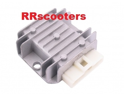 16 - gelijkrichter / spanningsregelaar (type: 1) (VAK B-16 + C-45 + C-46)