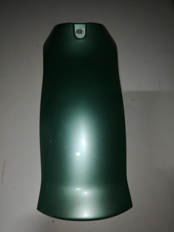 3 - Retro - kappenset, CNSY- achterdeel voor spatbord ,  kleur: Licht Groen metallic - Type: 2 (zie foto 2) - (VAK Z)