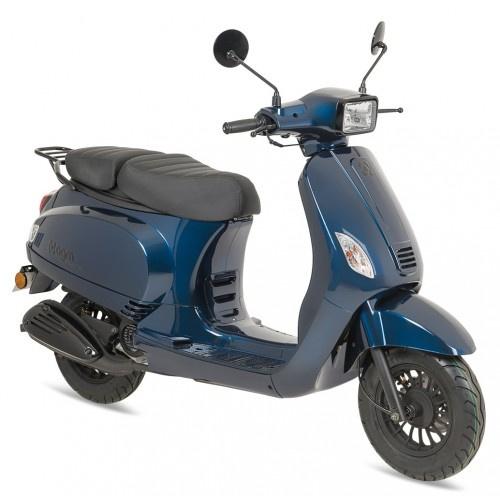 AGM VX50s - Blauw  (Euro 4)