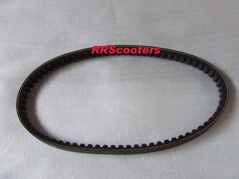 7 - aandrijfriem / V snaar lang voor 12 inch wielen (756) (VAK B-118)