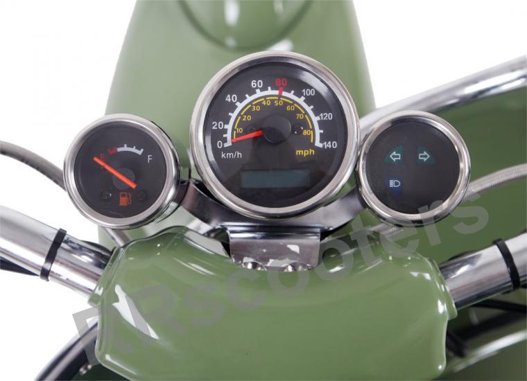 Neco Abruzzi '65 (125 cc.)- Tellerset - 96100-J23B-0000