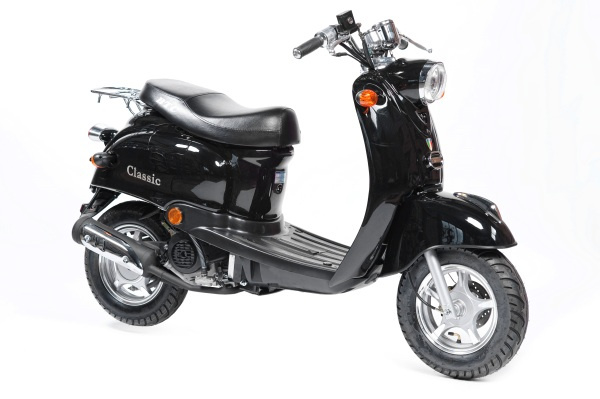 BTC Old Classic - Zadel (zwart) - BTC.3024.ZA.360