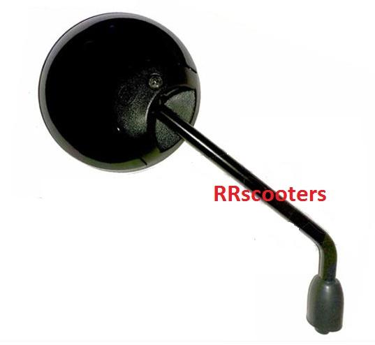 BTC Streetline - Spiegel RECHTS (zwart) (32M977)