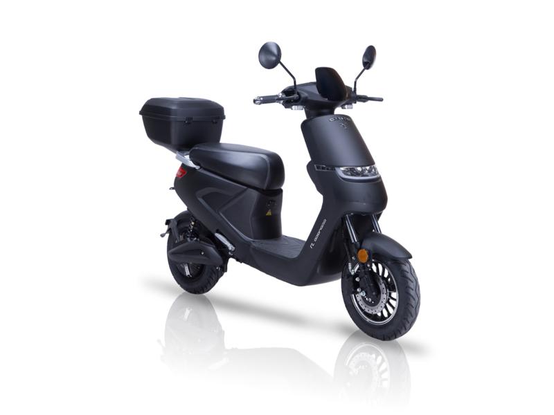 EcoNeco S1 - Dark Grey (45 km/u)