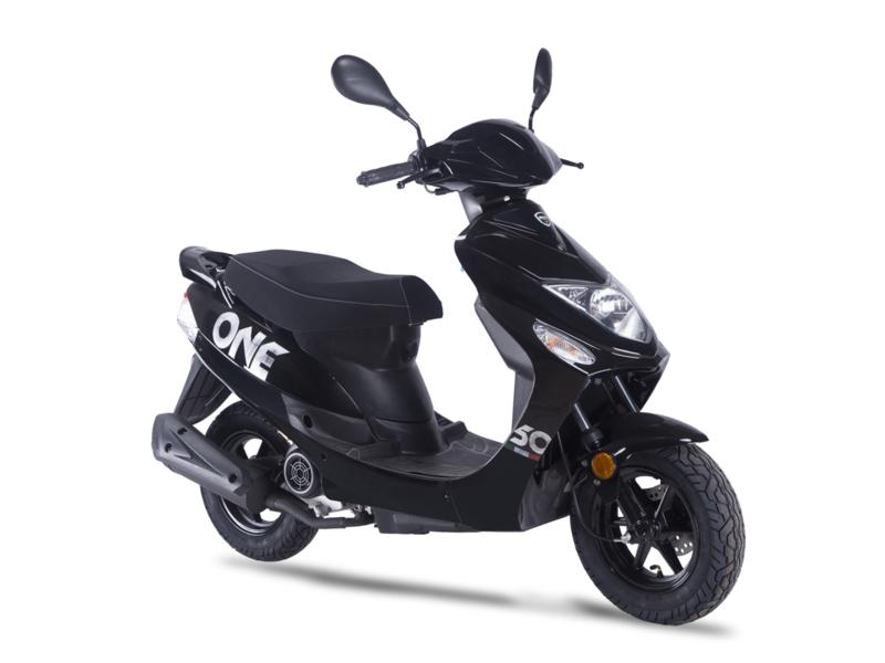 "Neco ONE 10"" - Nero (Euro 4)"