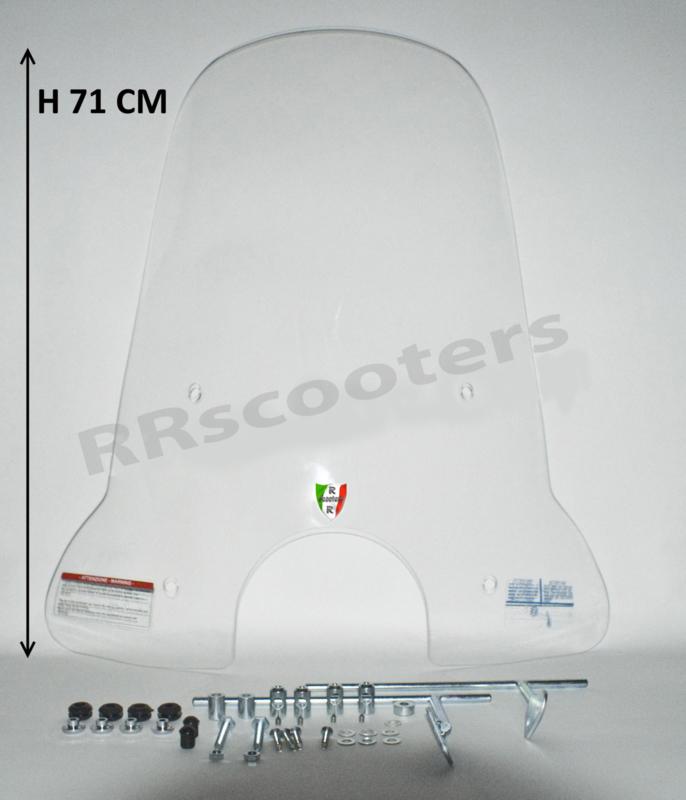 Btc Riva 2 - Windscherm HOOG - (4221)