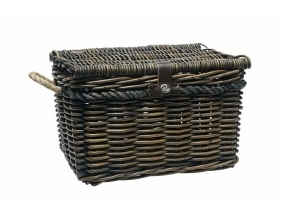 Luxe New Look rotan opbergkoffer / mand (Large)