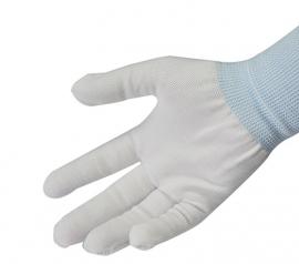 1 Paar Professionele Katoenen Handschoenen  Maat L