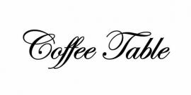 Coffee Table Sticker