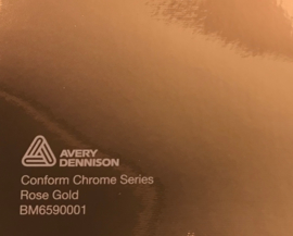 Avery SWF Conform Chrome Rose Gold