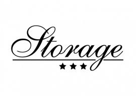 Storage Motief 2 Sticker