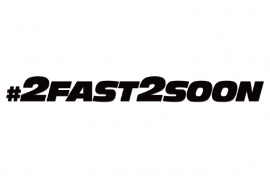 # 2 Fast 2 Soon Paul Walker Sticker