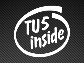 TU5 Inside sticker