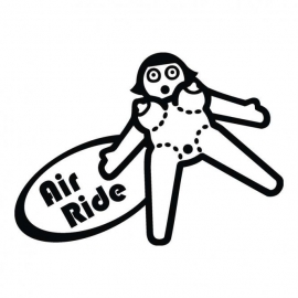 Air Ride Sticker