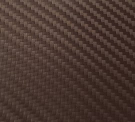 Oracal 975 080 Bruin Carbon Wrap Folie