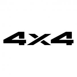 4x4 Motief 58 sticker