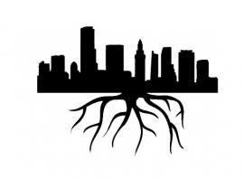 Houston Home sticker