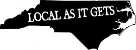 North Carolina State Motief 2 sticker