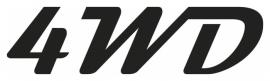 4WD Motief 3 sticker