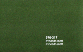 Oracal 970RA 317M Avocado Mat Wrap Folie