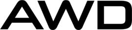 AWD Motief 4 Sticker