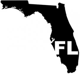 Florida State Motief 1 sticker