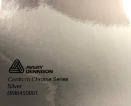 Avery SWF Conform Chrome Zilver