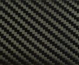 Restant : 3M™ 2080 CF12 Carbon Wrap Folie Zwart   20 x 17,5 cm