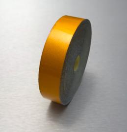 Reflecterende Contour Tape Geel 2 cm | ( st/m )