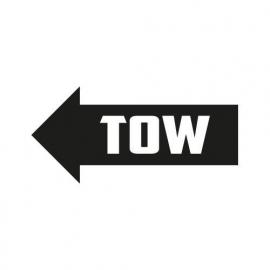 TOW Motief 5 sticker