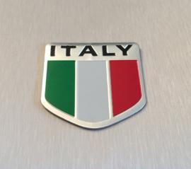 Italië  Embleem Metaal ( Schild )
