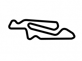 Arizona Motorsports Park Circuit Sticker