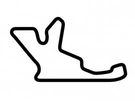Almeria Circuit Sticker