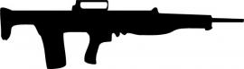 L85A2 sticker