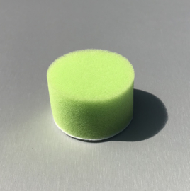 "Foam pad Groen Soft Polishing Pad 2""' Ø 50MM"