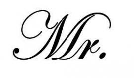 Mr. Sticker