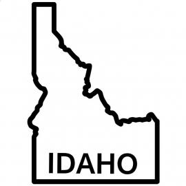 IdahoState Sticker