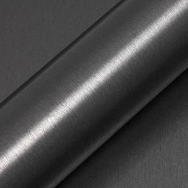 HEXIS Brushed Aluminium Antraciet Grijs