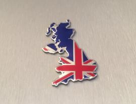 Groot-Brittannië  Embleem Metaal