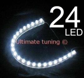 24 LED Stip Wit
