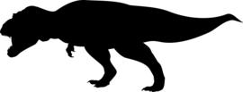 Dinosaurus Sticker Motief 3