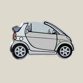 Smart Forfour  Carbrio Pin