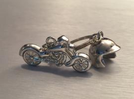 Sleutelhanger Motor / Motorfiets Design 2