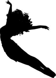 Ballet Sticker Motief 2
