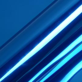 HEXIS Super Chrome Blauw Glans
