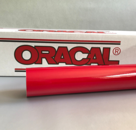 Sample Oracal Rood Tint Folie